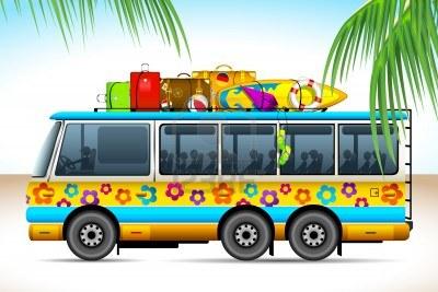 otobüs ile selanik